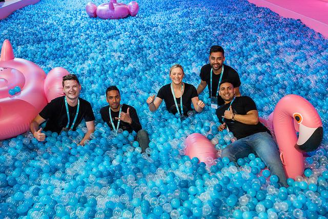 Attendees at Xerocon 2018