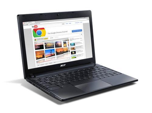 Acer's AC700 Chromebook