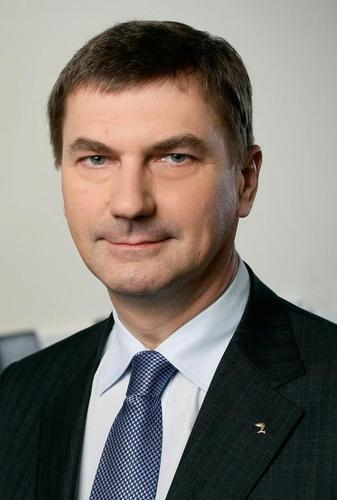 Andrus Ansip is designated to become the European Commission Vice-President for the Digital Single Market.