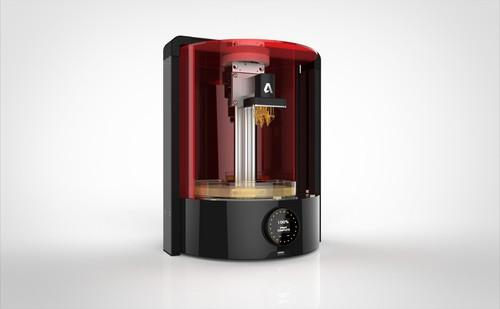 Autodesk 3-D printer main assembly