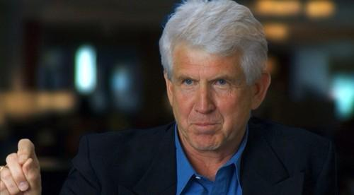 Bob Metcalfe, co-inventor of Ethernet.