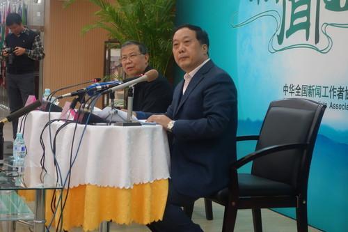 Ren Xianliang, Deputy Director of China's State Internet Information Office