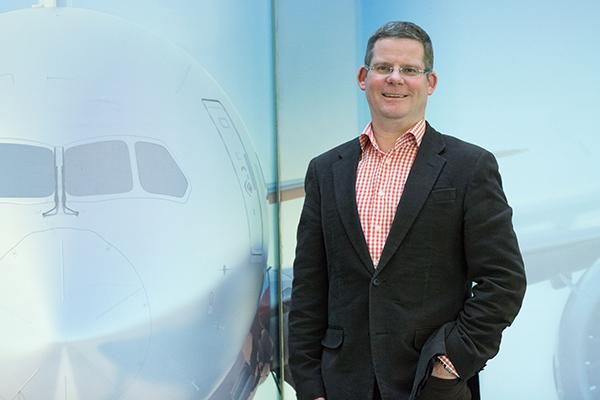 Jetstar's A/NZ chief David Hall
