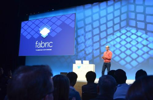 Twitter CEO Dick Costolo, speaking about the new Fabric platform for mobile developers at the Flight conference in San Francisco.