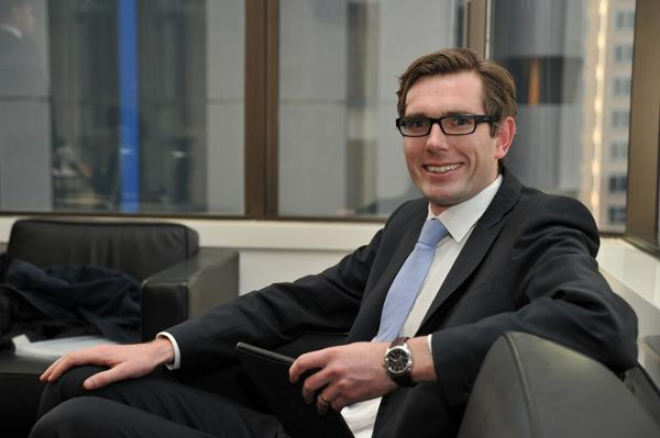 NSW Minister for Finance and Services, Dominic Perrottet