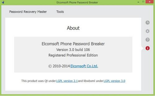 elcomsoft phone password breaker crack download