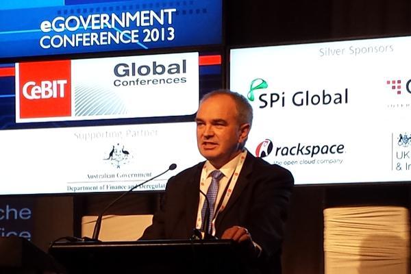 Glenn Acher, Australian government CIO