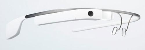 Google Glass sideview