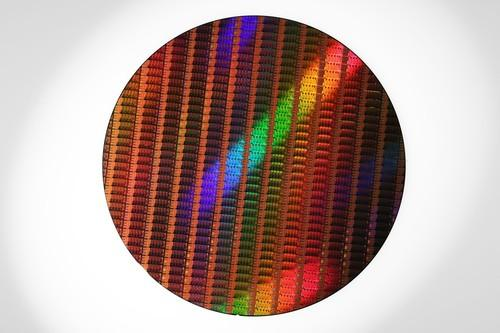 Haswell wafer