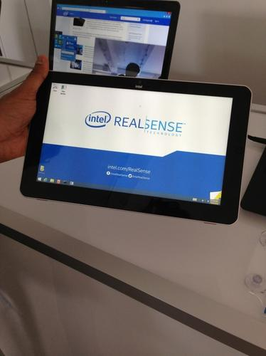 Intel's tablet with a 3D RealSense camera