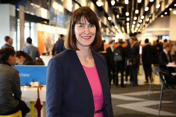Dell A/NZ managing director Angela Fox.