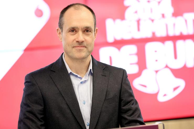 Inaki Berroeta is set to take over the turnaround initiative at Vodafone Australia.