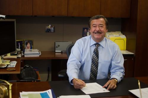 Los Angeles County CIO Richard Sanchez