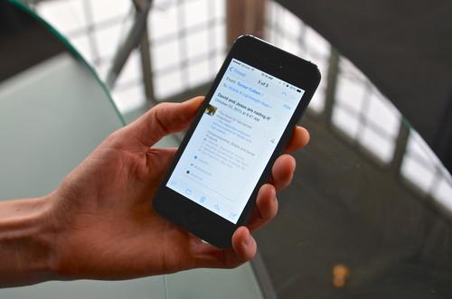 LinkedIn's new LinkedIn Intro tool incorporates more professional information into people's mobile email.