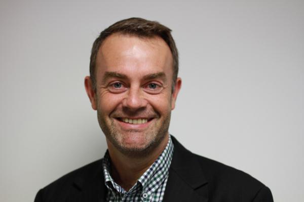 Many Rivers CEO John Burn.