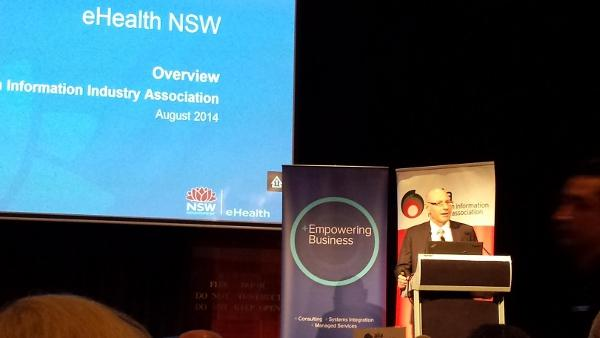eHealth NSW CIO Michael Walsh