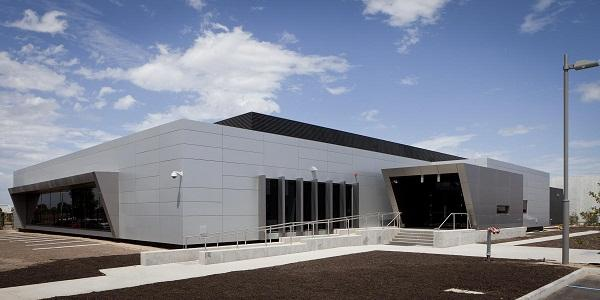 One of NAB's data centres in Deer Park, Melbourne.
