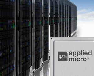 AppliedMicro chip and servers