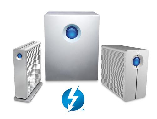 LaCie's 5big storage with 25TB storage