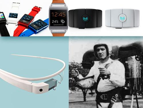 Wearable tech in the enterprise