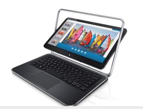 Dell's XPS 12 with Intel's Haswell processor
