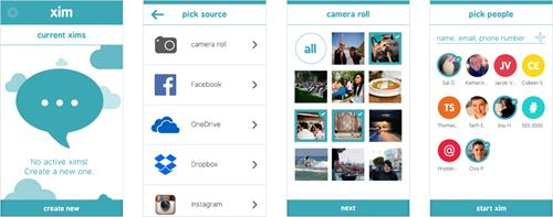 Microsoft's photo sharing mobile app Xim is now available worldwide for Android and Windows Phone