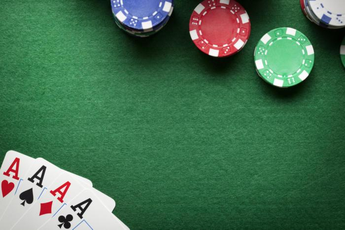 Ai takes a seat at the table and wins cio for 12 seater poker table