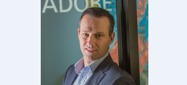 Adobe's APAC president, Paul Robson: Offering takes Acrobat to a new level by digitising the entire workflow