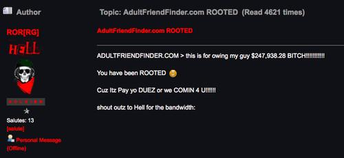 Free adult friend finder account