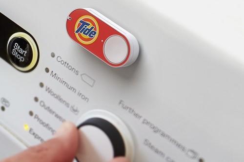 Amazon Dash Button lets you insta-buy household goods