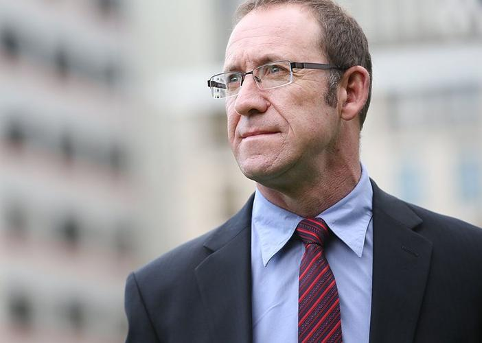 Justice Minister Andrew Little