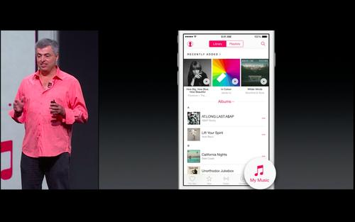 Apple Music takes pieces of Beats Music and iTunes Radio and adds a certain something special.