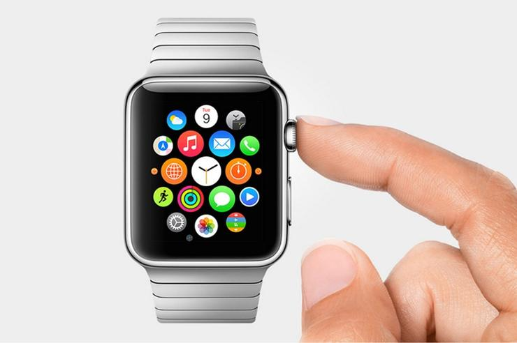 Apple Watch, coming April 24