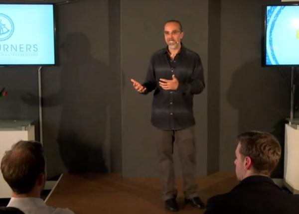 "Google X's Astro Teller: ""Failing fast is normal – as children we do that, but we unlearn it as we grow up."""