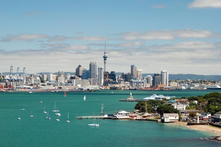 Dreaming of working in Auckland, New Zealand? Now might be your chance
