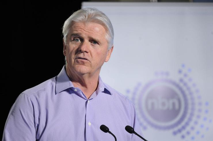 NBN CEO Bill Morrow: Claims network is being rolled out in record time