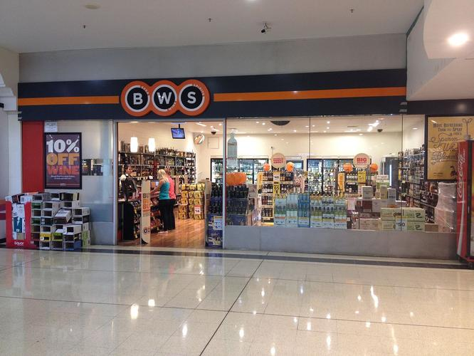 A BWS store in Wagga Wagga, New South Wales