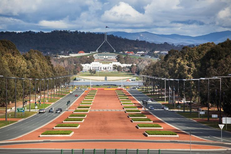 Capital of Australia, Canberra