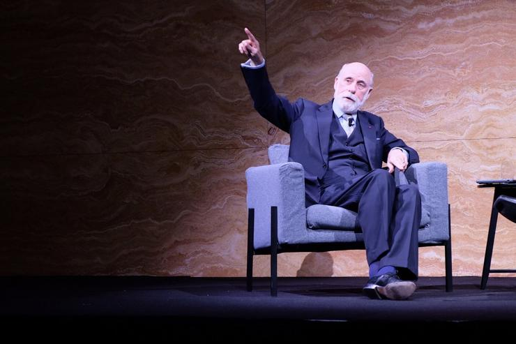 Vint Cerf. Photo: Ken Leanfore