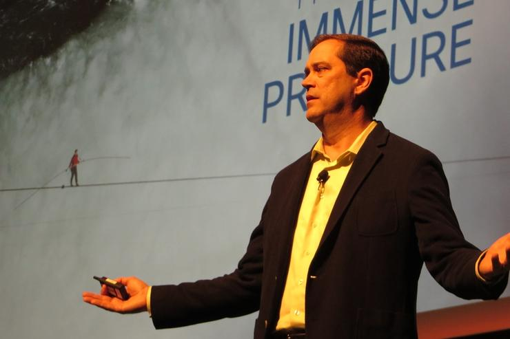 Cisco's Chuck Robbins explains just how big the Internet of Everything is.
