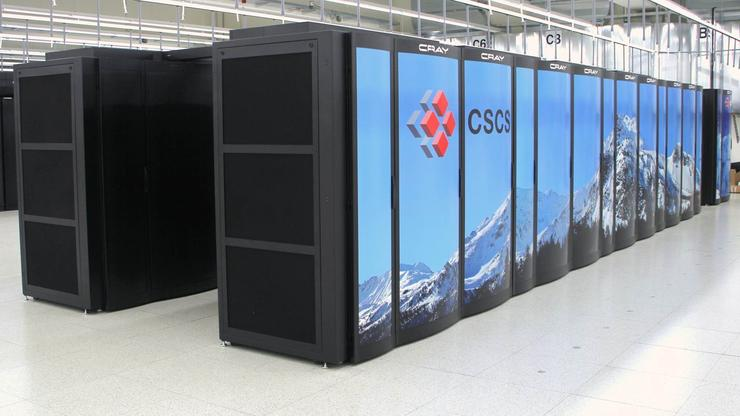 Swiss supercomputer edges United States out of top spot