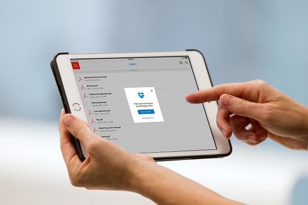 Adobe inks Dropbox deal, adds Document Cloud features - CIO