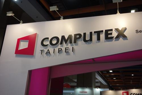 Computex 2014 sign.