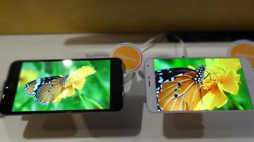 Smartphones with Mediatek chips