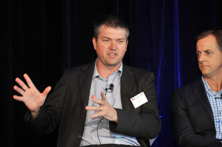 David Hassan (left) is leaving his position as CIO at Helloworld