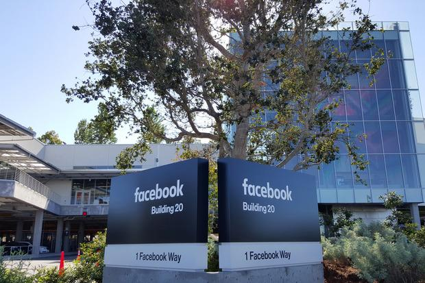 Facebook's headquarters in Menlo Park, California, on Oct. 29, 2015. Credit: Martyn Williams