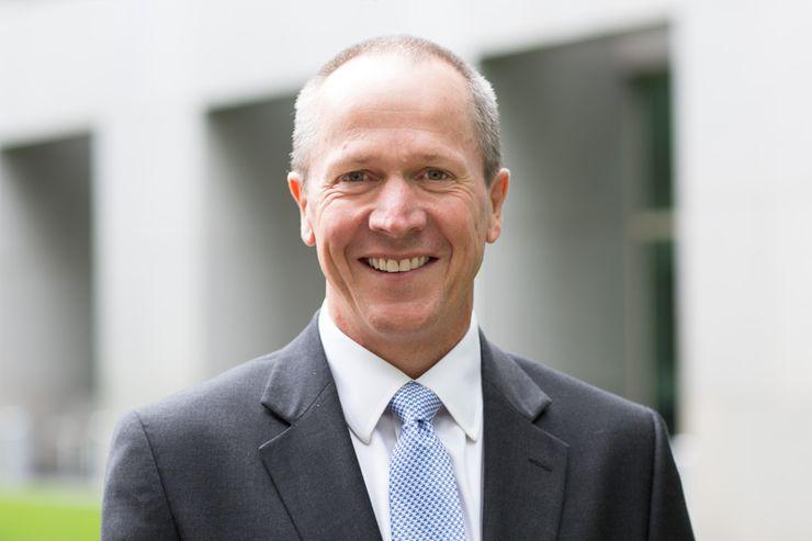 DTA chief Gavin Slater