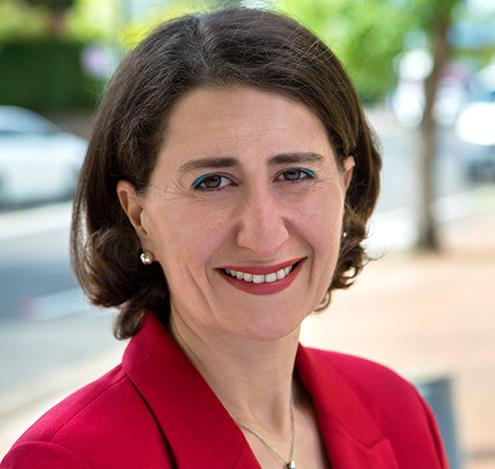 NSW treasurer, Gladys Berejiklian: Reform in this space is well overdue