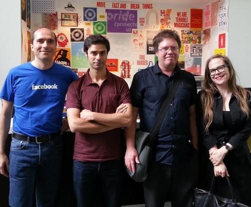 Monoidics' management team.