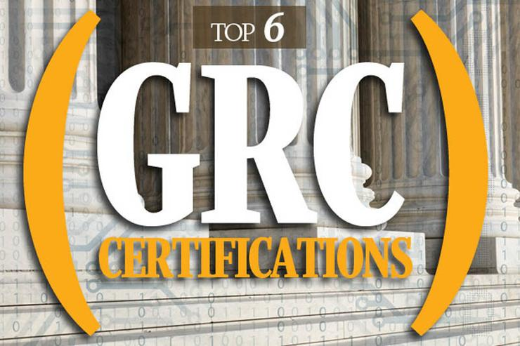 The top 6 governance, risk and compliance (GRC